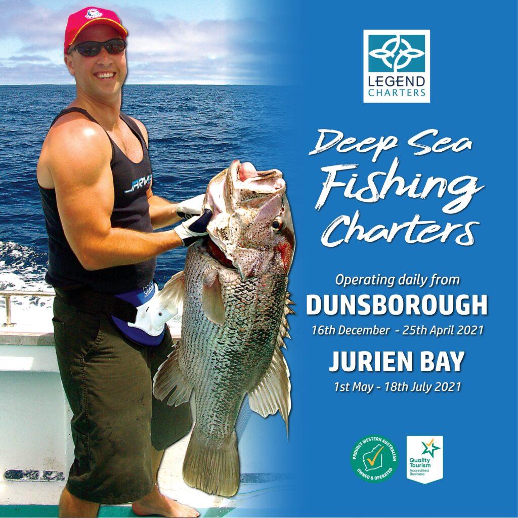 Deep Sea Fishing Pop Up